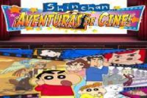 Shin Chan: Movie Adventures