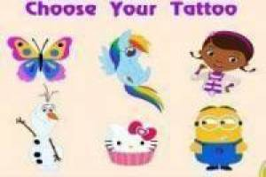 Tattoos For Girls Tattoos Game Online Game Fanfreegamescom