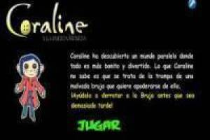 Coraline And The Secret Door Saw Game Online Game