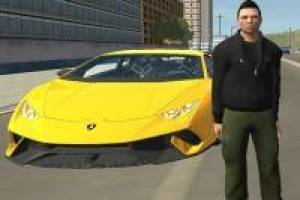 GTA Grand City Car Thief