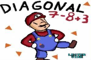 Super Diagonal Mario 2