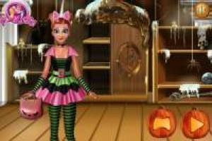 Princess Anna: Sweet or Trick