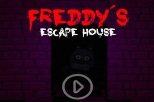 Escape with Freddy from FNAF