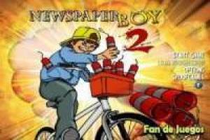 Newspaper Boy 2: Bikes Game, Online game - FAN FREE GAMES