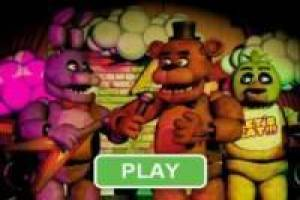 five nights at freddy s paint freddy game online game