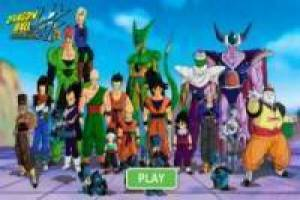 Dragon Ball Z Kai Coloring Friv Game Online Game