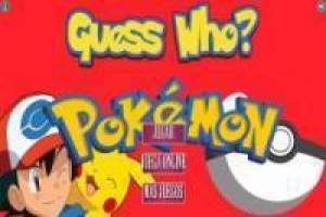 Mysterious Face: Pokémon