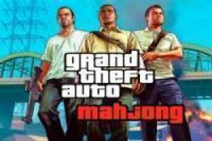 Mahjong: Grand Theft Auto V